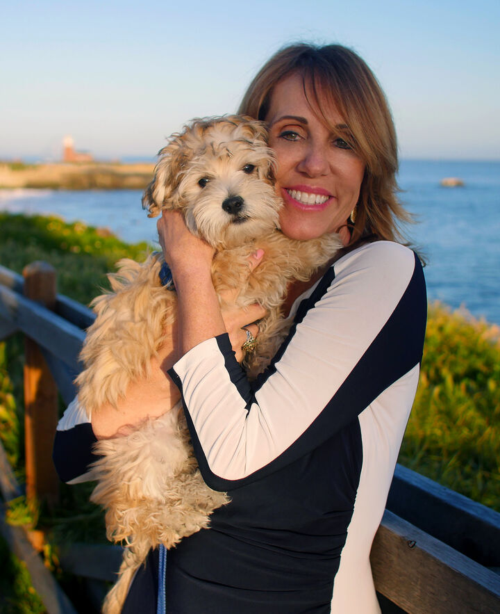Jenny Thompson, REALTOR® in Santa Cruz, David Lyng Real Estate