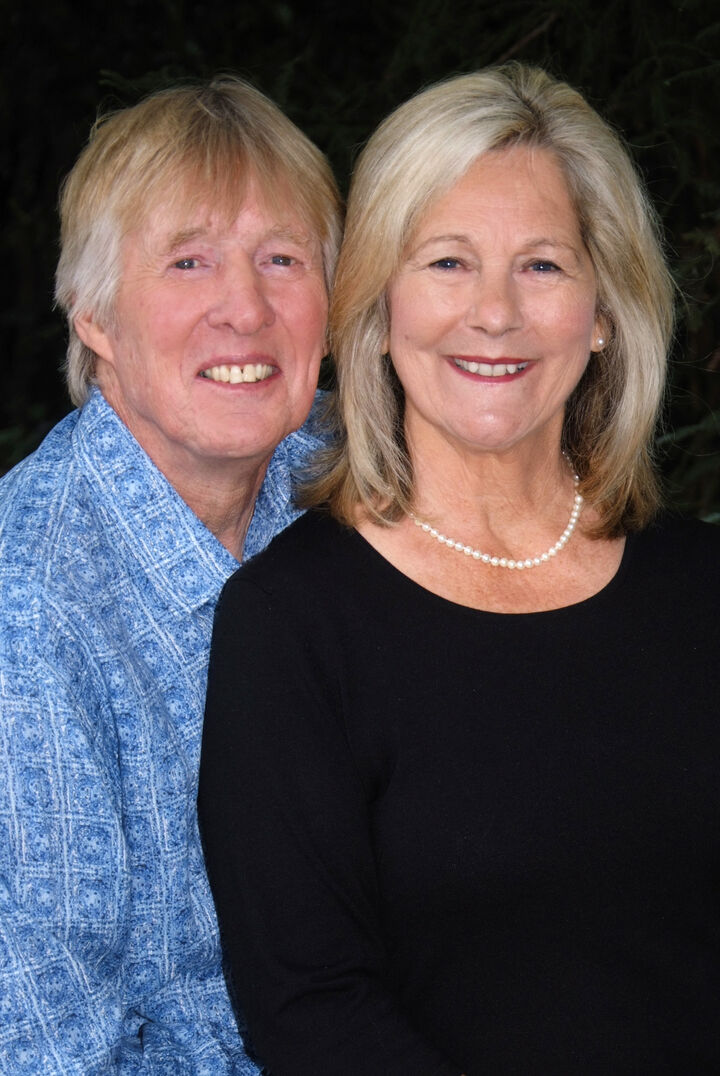 George and Jeanne Wilson, REALTOR® in Capitola, David Lyng Real Estate
