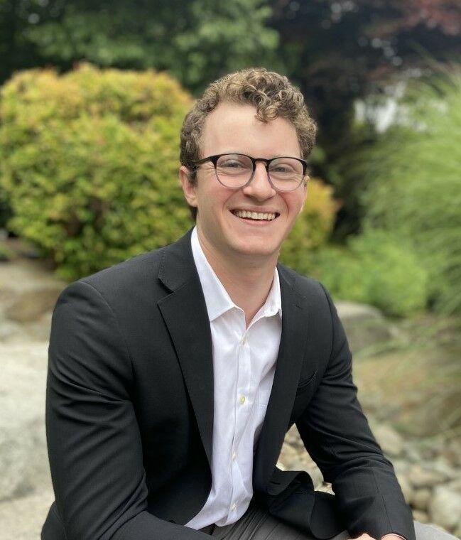 Trevor Cook,  in Bellevue, Windermere
