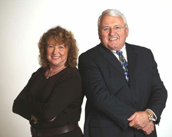 Bonnie and Victor Reddick