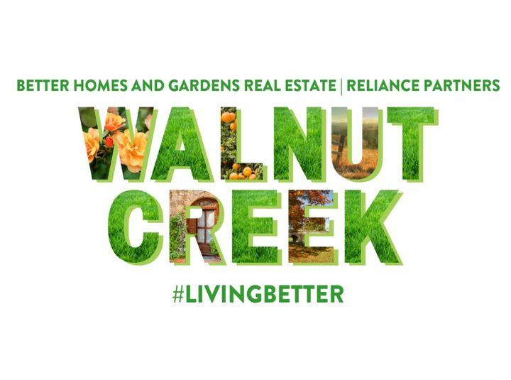 Walnut Creek, Walnut Creek, Better Homes and Gardens Reliance Partners